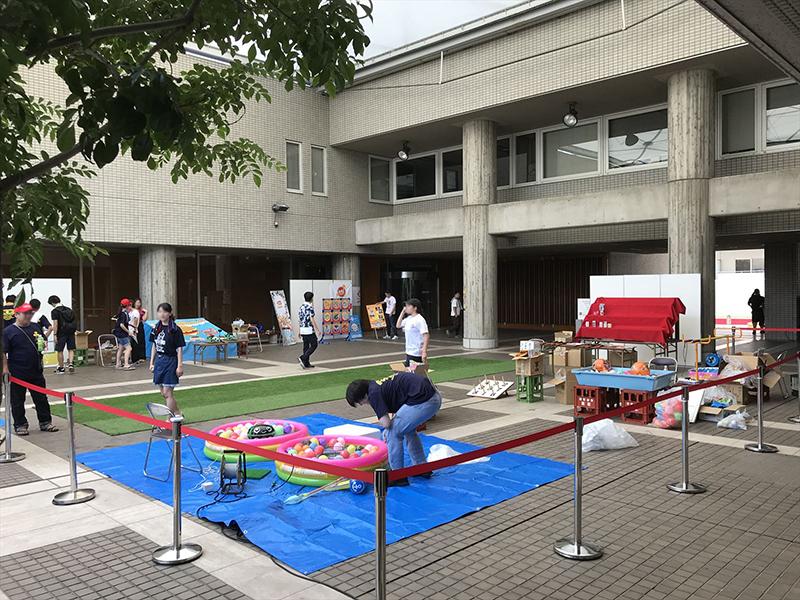 夏祭りの会場設営なら神奈川イベント会社