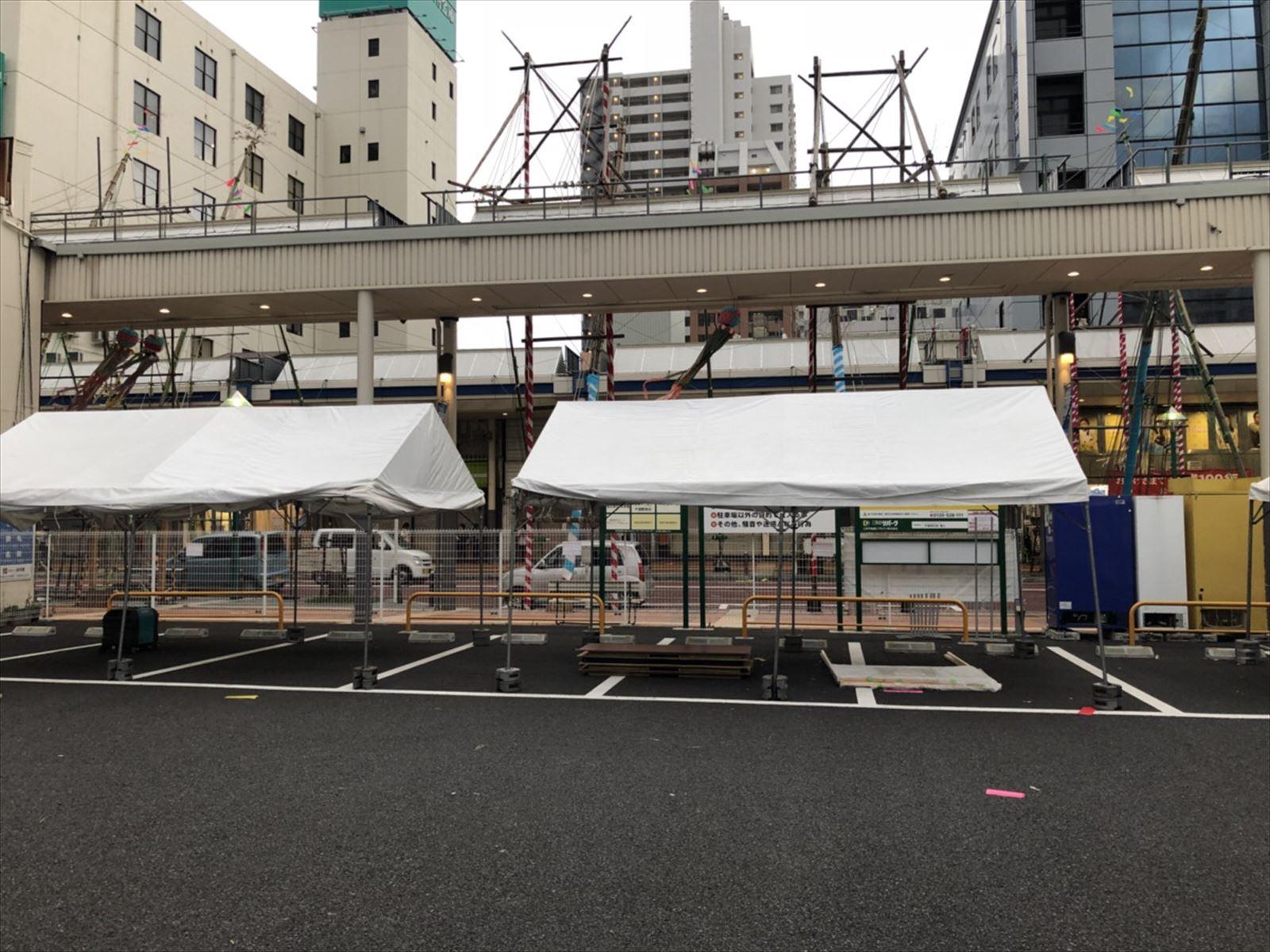 神奈川 テント 俺たちイベント21!