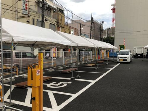 七夕祭りの設営なら神奈川イベント会社