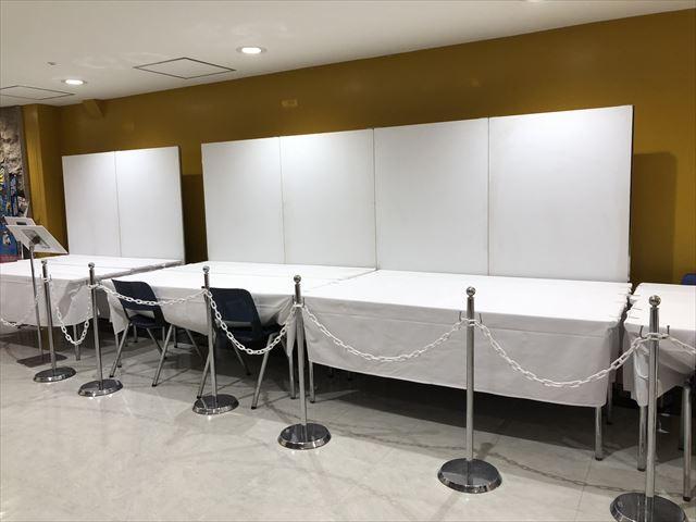 ポールパーテーションなら神奈川イベント会社にお任せ!