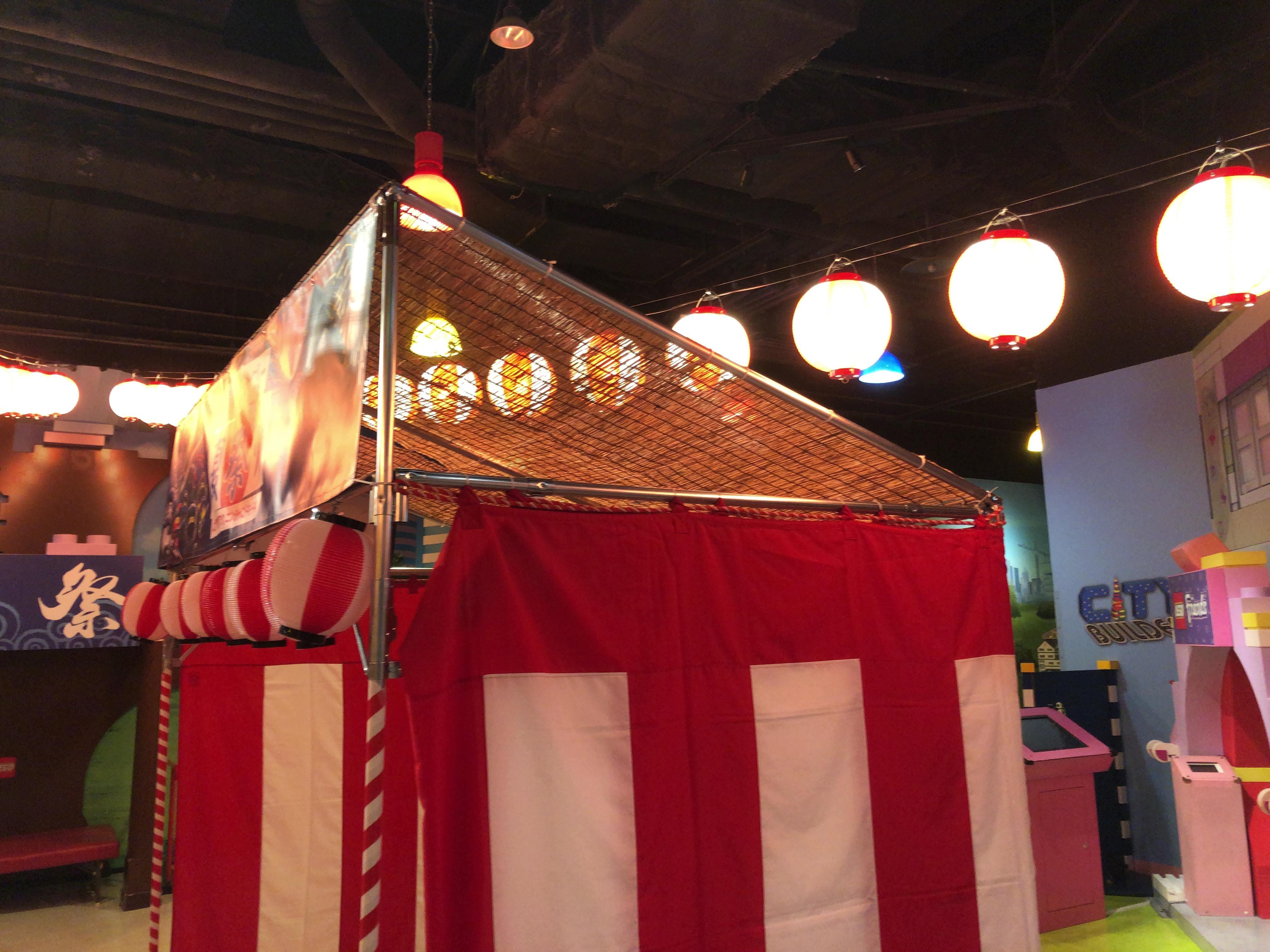 片流れテントなら神奈川イベント会社