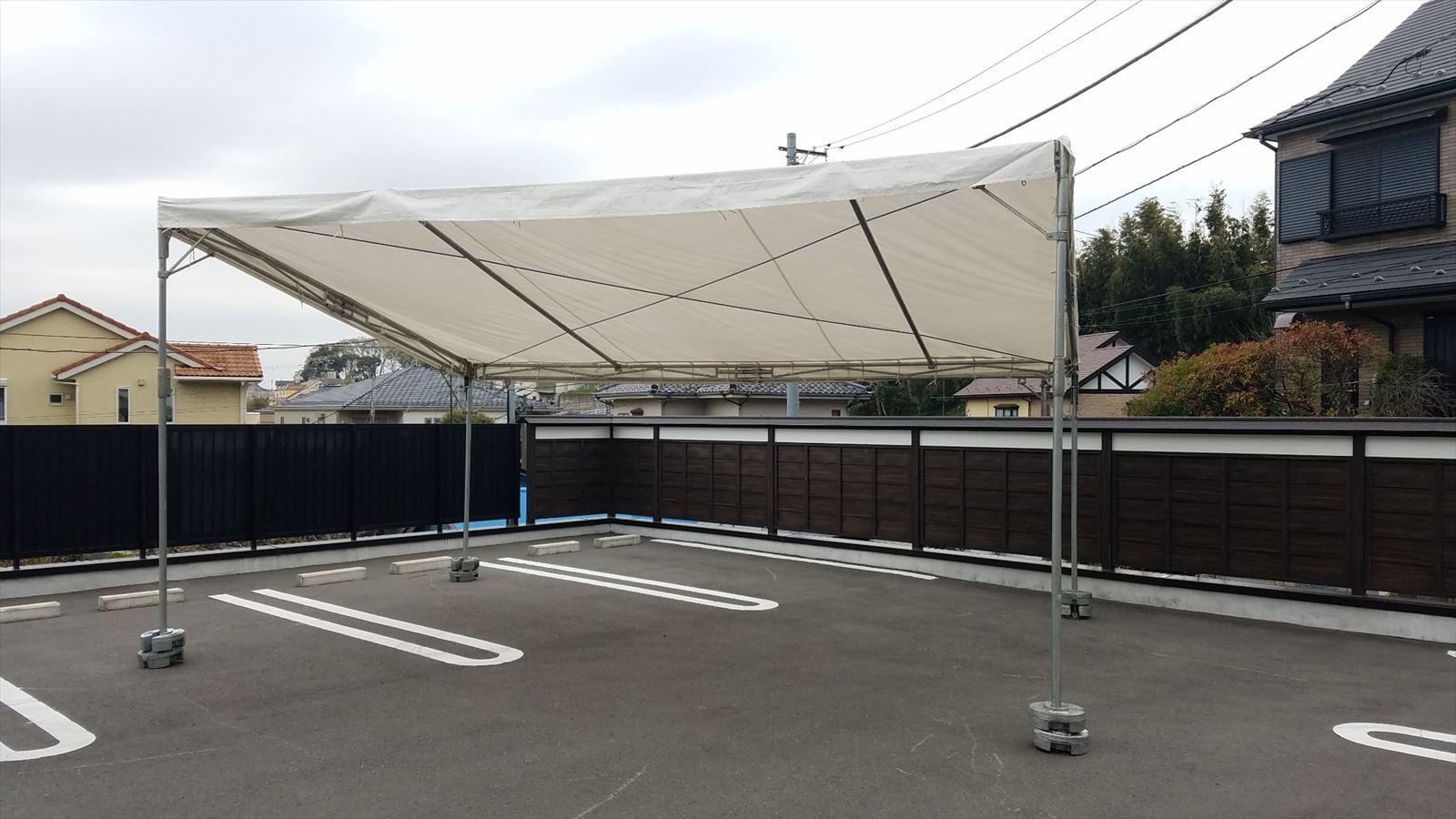 ステージテントならイベント21神奈川支店