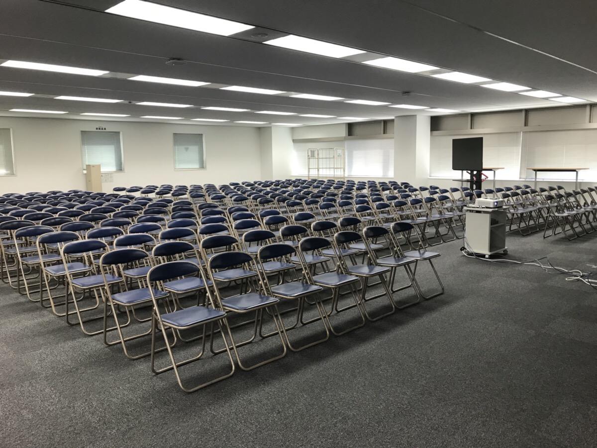 神奈川で入社式&新人研修
