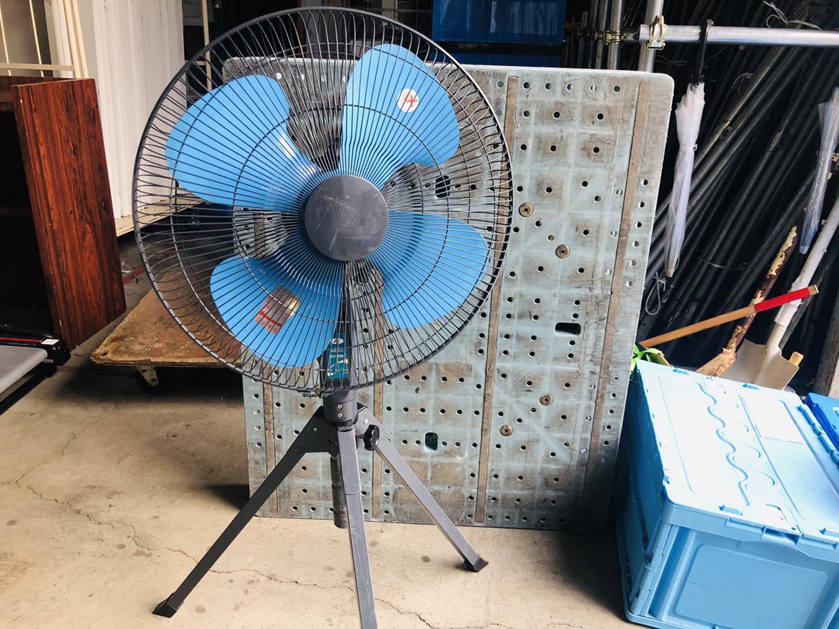 暑い夏に扇風機なら神奈川イベント会社へ。