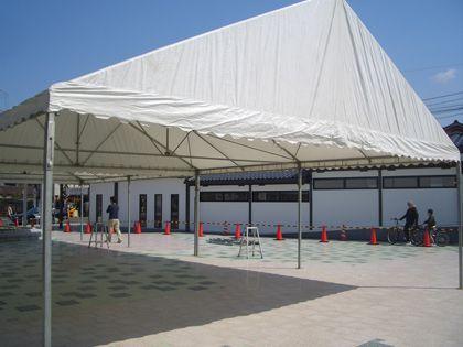 神奈川イベント会社 なんでもサイズあります!テント!!