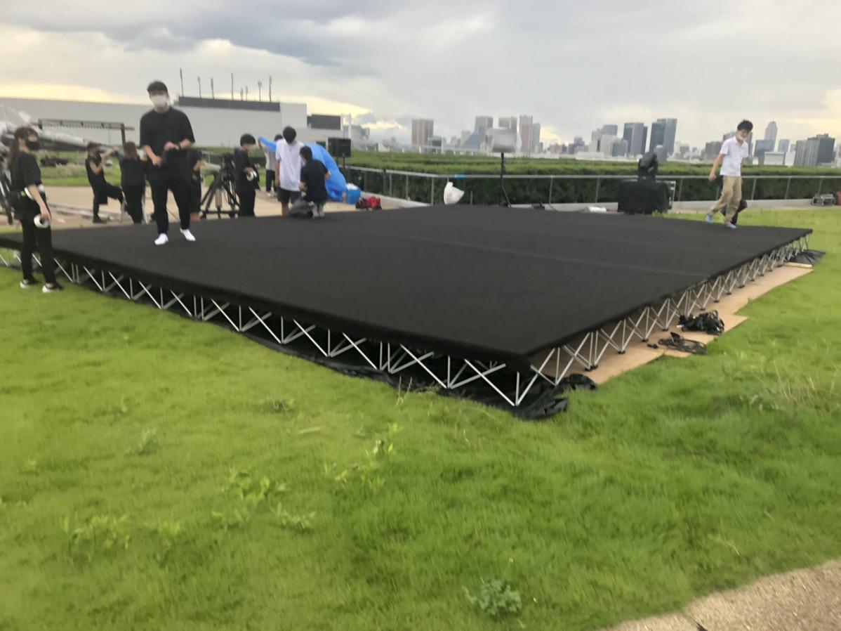 神奈川でステージレンタルならイベント21!
