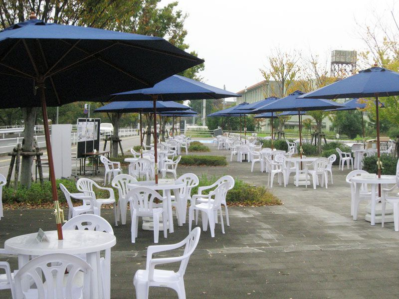 ガーデンパラソルをレンタルするなら神奈川イベント会社!