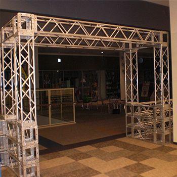 トラス施工なら神奈川イベント会社にお任せください!