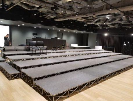 神奈川でステージをレンタルするならイベント21!