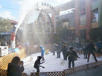 神奈川で雪遊びをするならイベント21!
