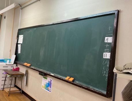 小学校でも使用しているコロナ対策用品